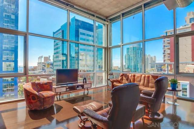 1025 Island Ave #713, San Diego, CA 92101 (#210029709) :: RE/MAX Empire Properties