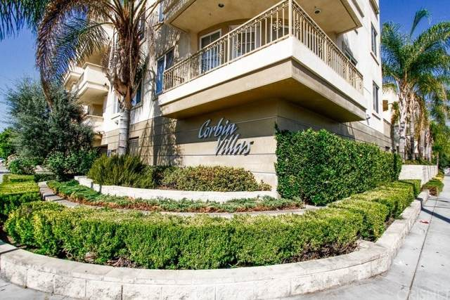 6800 Corbin Avenue #301, Reseda, CA 91335 (#SR21235191) :: RE/MAX Empire Properties