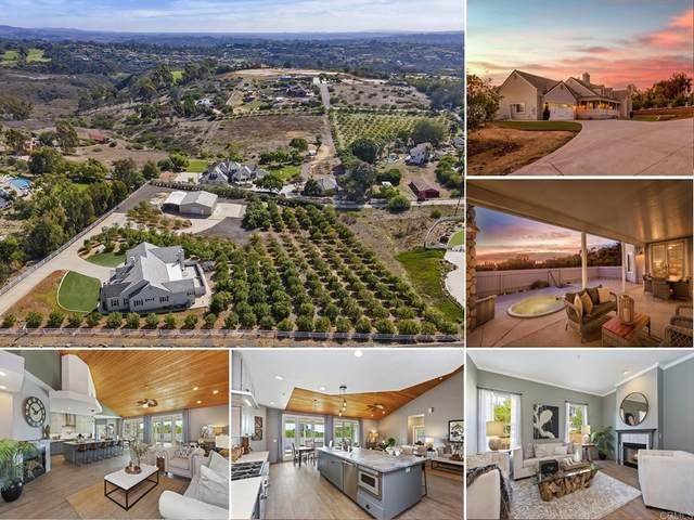 3705 Fortuna Ranch Road, Encinitas, CA 92024 (#NDP2112061) :: Fox Real Estate Team