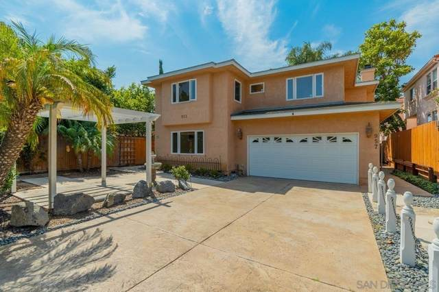 955 Agate Street, San Diego, CA 92109 (#210029711) :: Zutila, Inc.