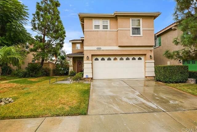 6113 Red Hill Court, Fontana, CA 92336 (#CV21227971) :: Blake Cory Home Selling Team