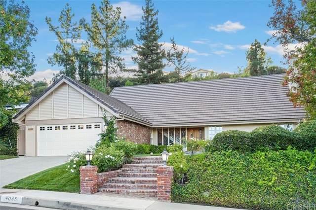 4035 Tarrybrae Terrace, Tarzana, CA 91356 (#SR21235298) :: Zutila, Inc.