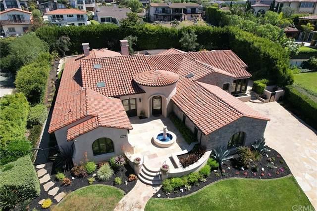 2828 Via Neve, Palos Verdes Estates, CA 90274 (#PV21235308) :: Compass