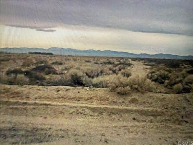 95 Vac/Cor 95, Palmdale, CA 93591 (#SB21232089) :: Mainstreet Realtors®