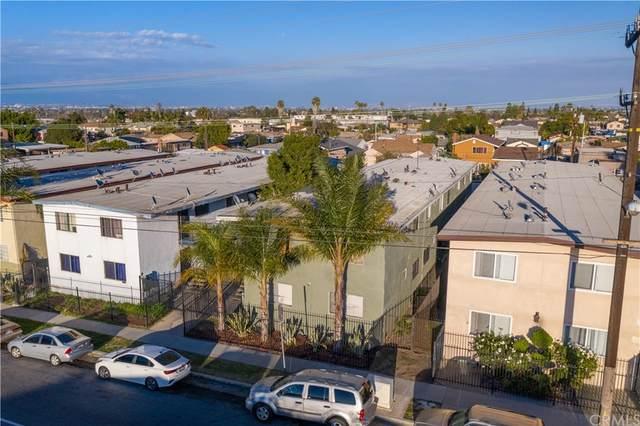 11124 S Normandie Avenue, Los Angeles (City), CA 90044 (#RS21223031) :: Team Tami