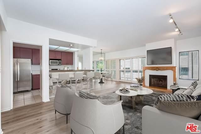 8180 Manitoba Street #220, Playa Del Rey, CA 90293 (#21798798) :: Bill Ruane RE/MAX Estate Properties