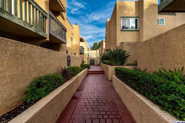 10260 Plainview Avenue #35, Tujunga, CA 91042 (#320008142) :: Mainstreet Realtors®