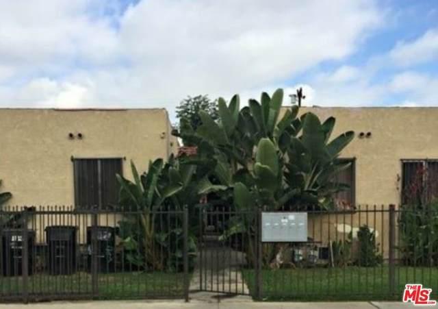 1135 E 67Th Street, Los Angeles (City), CA 90001 (#21798786) :: Realty ONE Group Empire