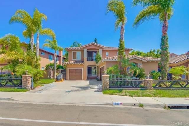 1206 Via Escalante, Chula Vista, CA 91910 (#PTP2107430) :: Mainstreet Realtors®
