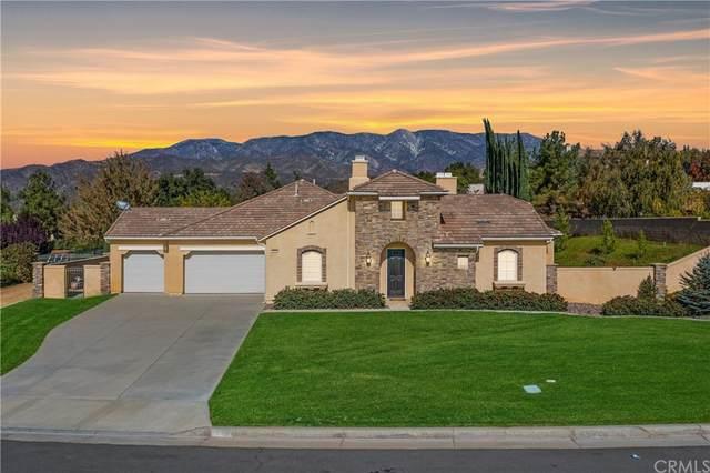 13912 Meadow View Lane, Yucaipa, CA 92399 (#CV21235287) :: RE/MAX Empire Properties