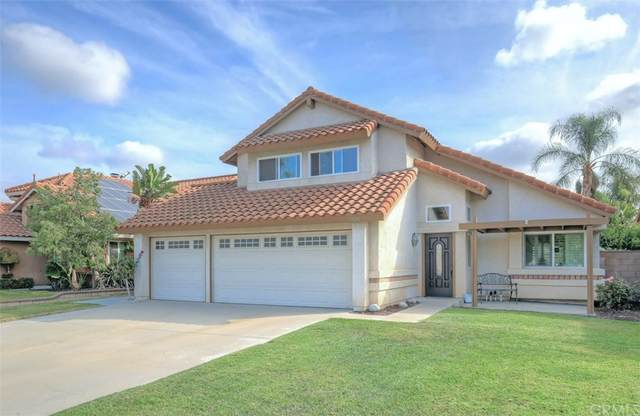 13211 Sequoia Court, Chino, CA 91710 (MLS #AR21219753) :: The Zia Group