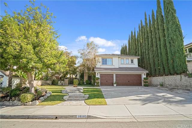 16165 Doral Drive, Chino Hills, CA 91709 (#TR21235370) :: Corcoran Global Living