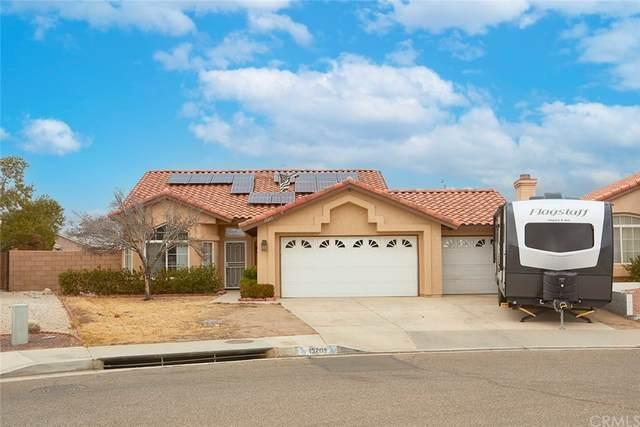 15203 Zircon Drive, Victorville, CA 92394 (#CV21234627) :: American Real Estate List & Sell