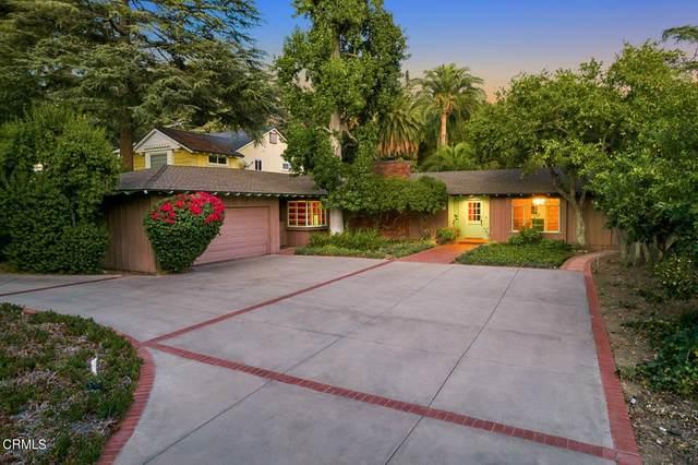 4926 Hillard Avenue, La Canada Flintridge, CA 91011 (#P1-7210) :: Compass