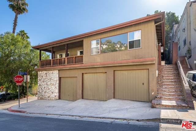 6900 Camrose Drive, Los Angeles (City), CA 90068 (#21798732) :: Mint Real Estate