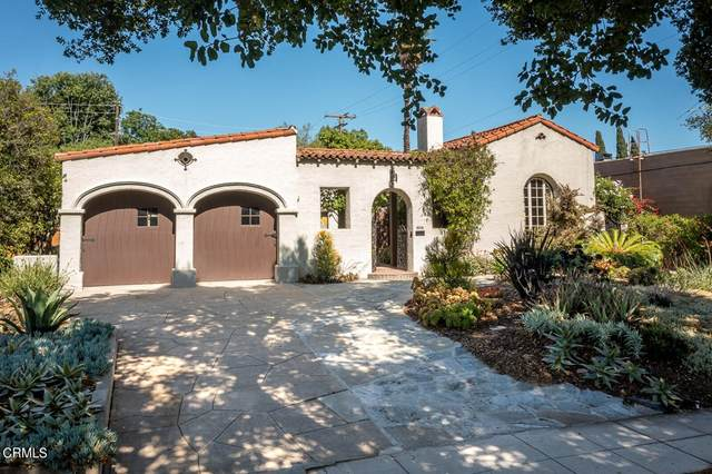 808 Grand Avenue, South Pasadena, CA 91030 (#P1-7209) :: Steele Canyon Realty