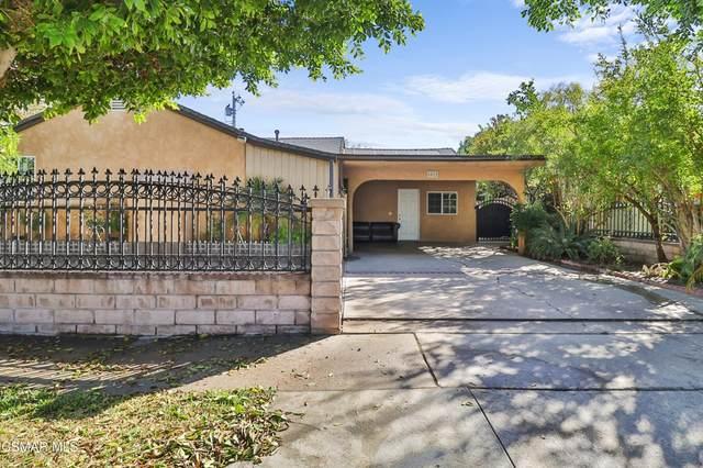 6612 Nestle Avenue, Reseda, CA 91335 (#221005713) :: RE/MAX Empire Properties