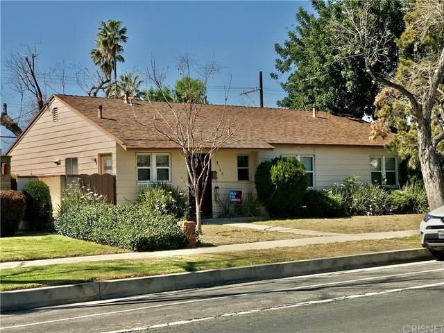 8109 White Oak Avenue, Reseda, CA 91335 (#SR21235461) :: RE/MAX Empire Properties