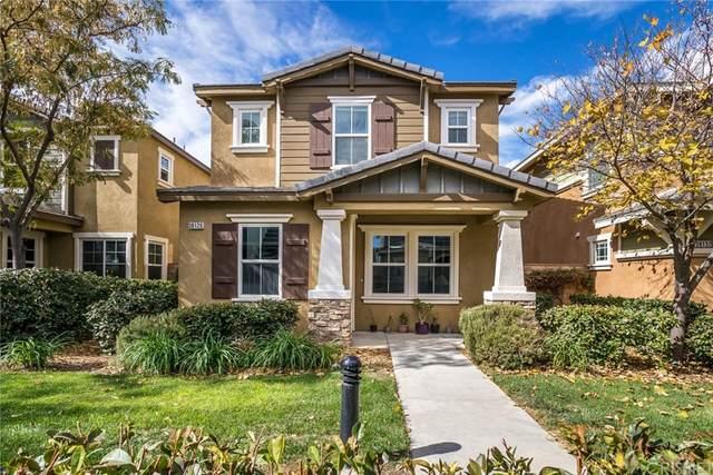 38126 Cuvee Court, Palmdale, CA 93550 (#SR21234201) :: RE/MAX Empire Properties