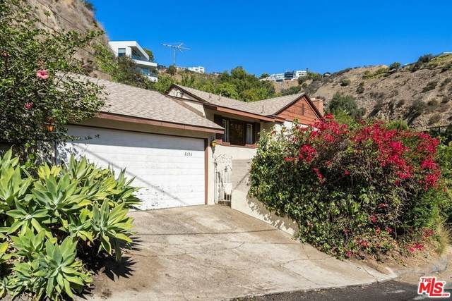 8353 Sunset View Drive, Los Angeles (City), CA 90069 (#21771194) :: Mint Real Estate