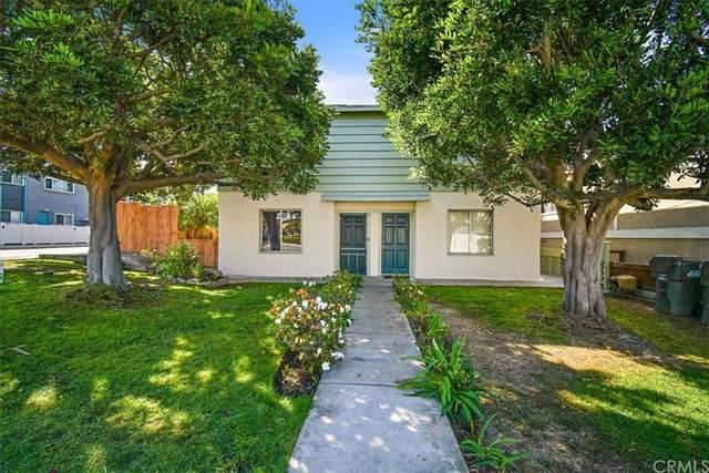 2022 Mathews Avenue, Redondo Beach, CA 90278 (#SB21233782) :: Compass
