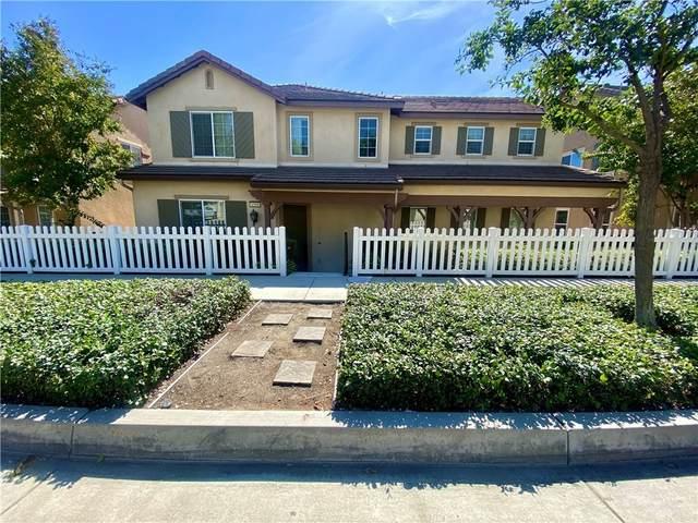 1555 Whieldon Way, Upland, CA 91786 (#CV21235509) :: Randy Horowitz & Associates