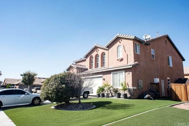 12562 Padrino Street, Victorville, CA 92394 (#CV21199756) :: American Real Estate List & Sell