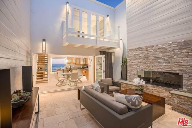 11770 Pacific Coast Highway G, Malibu, CA 90265 (#21797958) :: Blake Cory Home Selling Team