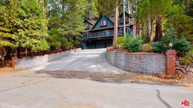 425 Golf Course Way, Lake Arrowhead, CA 92352 (#21798616) :: RE/MAX Empire Properties