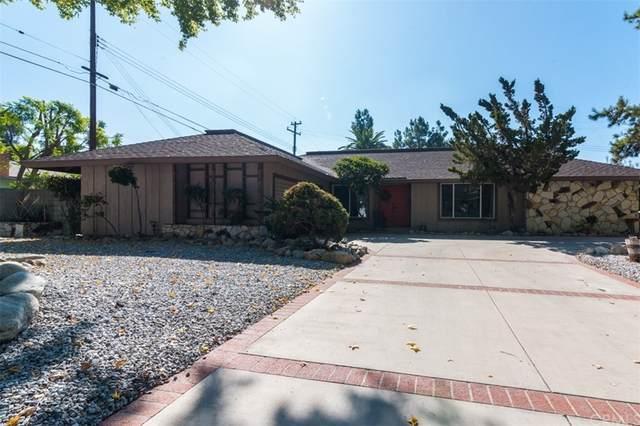 1222 Clemson Avenue, Claremont, CA 91711 (#CV21234891) :: Corcoran Global Living