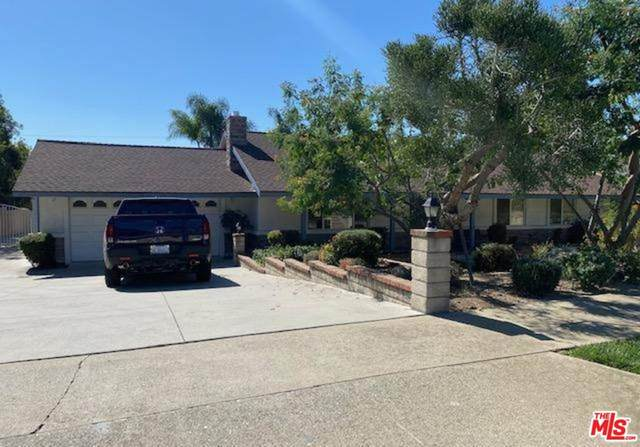 8391 Hillside Road, Rancho Cucamonga, CA 91701 (#21798914) :: Corcoran Global Living