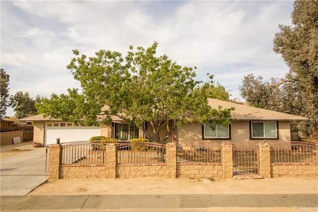 17341 Laredo Vista Avenue, Palmdale, CA 93591 (#IV21235503) :: RE/MAX Empire Properties