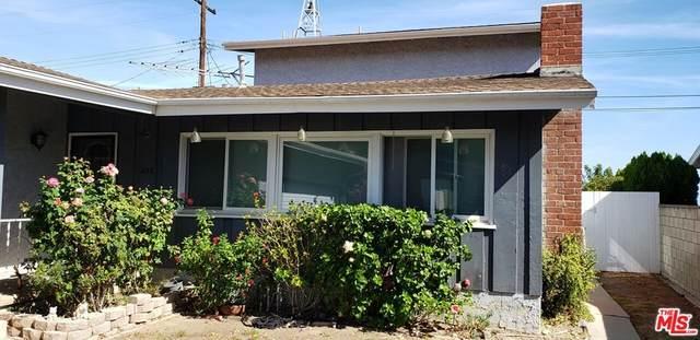 236 N Goodhope Avenue, San Pedro, CA 90732 (#21798308) :: Millman Team