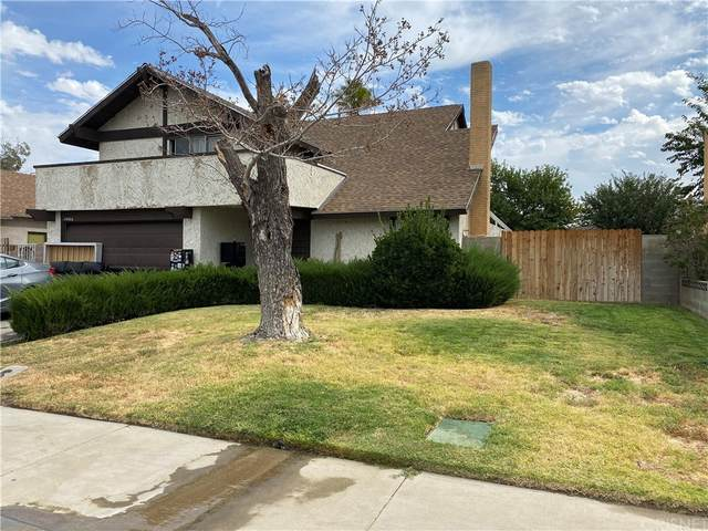44466 Palm Vista Avenue, Lancaster, CA 93535 (#SR21235634) :: Blake Cory Home Selling Team