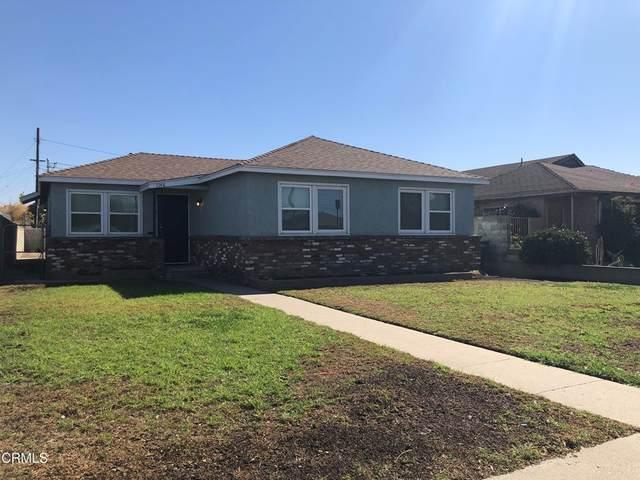 1146 S G Street, Oxnard, CA 93033 (#V1-9115) :: Blake Cory Home Selling Team