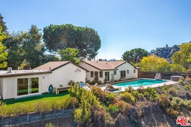 2316 Laurelmont Place, Los Angeles (City), CA 90046 (#21798964) :: Mint Real Estate