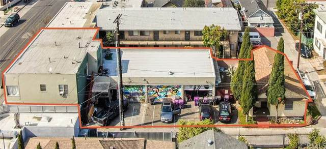 1023 -1031 E 4th Street, Long Beach, CA 90802 (#OC21222156) :: Frank Kenny Real Estate Team