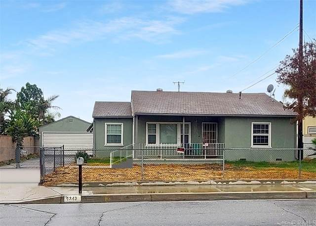 1343 Glen Avenue, Pomona, CA 91768 (#CV21235320) :: RE/MAX Empire Properties