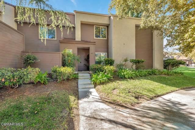 663 Via Colinas, Westlake Village, CA 91362 (#221005723) :: Blake Cory Home Selling Team