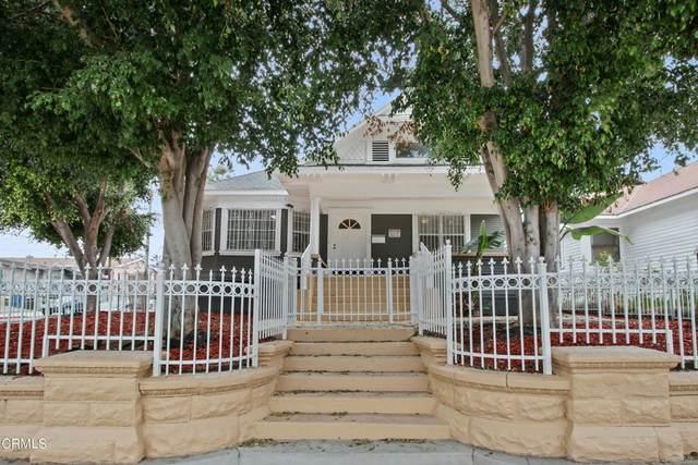 301 N St. Louis Street, Los Angeles (City), CA 90033 (#P1-7218) :: RE/MAX Empire Properties
