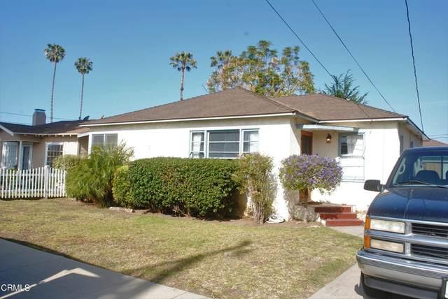 167 S Pacific Avenue, Ventura, CA 93001 (#V1-9116) :: Frank Kenny Real Estate Team