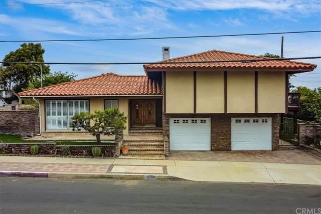 1696 Morse Drive, San Pedro, CA 90732 (#SB21235484) :: Millman Team
