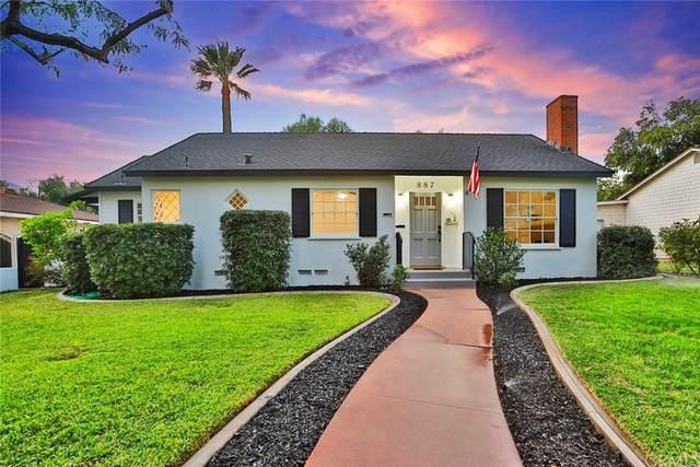 887 N 1st Avenue, Upland, CA 91786 (#CV21235720) :: Randy Horowitz & Associates