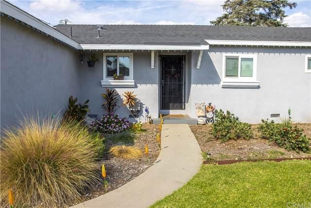 18010 Hibiscus Street, Fontana, CA 92335 (#CV21235735) :: Blake Cory Home Selling Team
