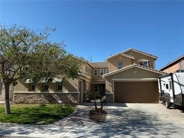 3016 Wollyleaf Court, Perris, CA 92571 (#IV21235738) :: Blake Cory Home Selling Team