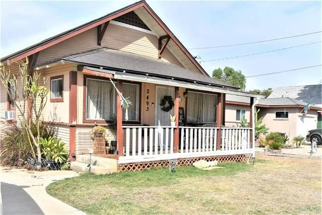 2493 Northbend Street, Riverside, CA 92501 (#DW21234765) :: RE/MAX Empire Properties