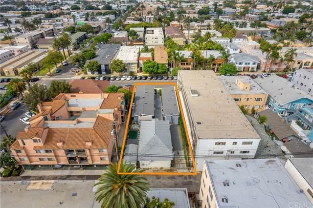 1116 E 1st Street, Long Beach, CA 90802 (#PW21235695) :: Frank Kenny Real Estate Team