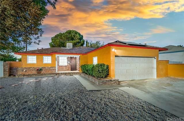 1475 Boyden Avenue, Lancaster, CA 93534 (#SR21235761) :: Blake Cory Home Selling Team