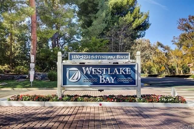 1230 S Westlake Boulevard E, Westlake Village, CA 91361 (#BB21233077) :: Blake Cory Home Selling Team