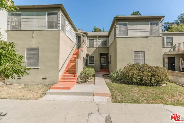 1608 Silver Lake Boulevard, Los Angeles (City), CA 90026 (#21798982) :: Frank Kenny Real Estate Team